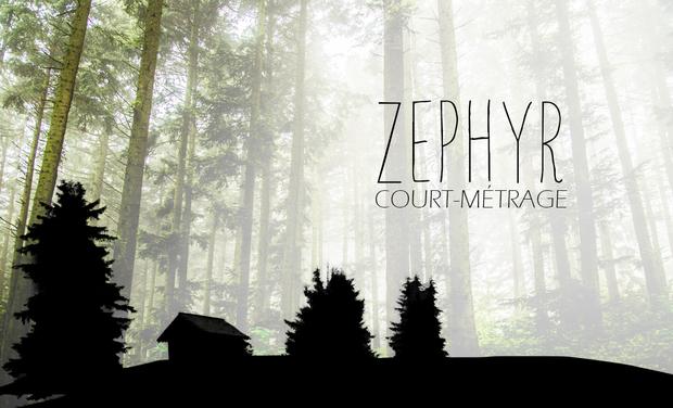 Project visual Zéphyr - Court-métrage