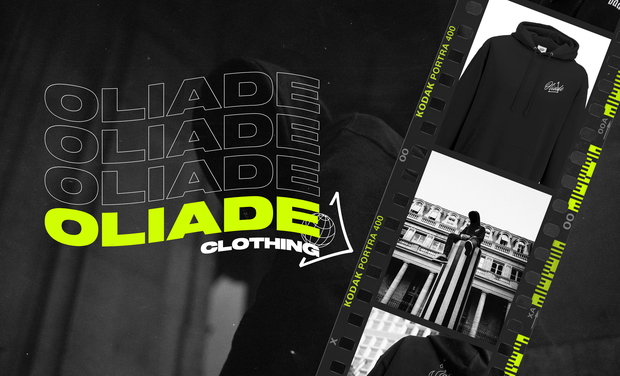 Project visual OLIADE CLOTHING