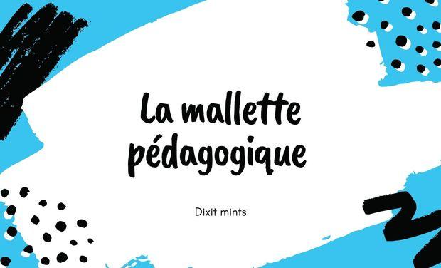 Visueel van project Notre mallette pédagogique