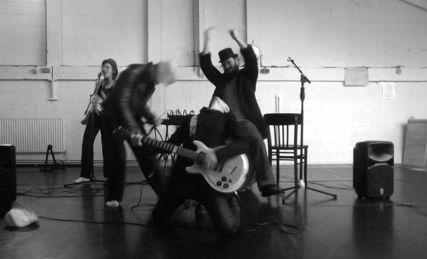 Image du projet HECTOR Projet Cirque Théâtre Musique Live