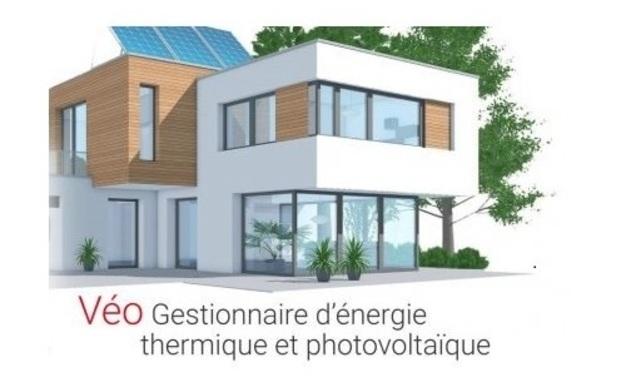 Project visual L'énergie verte dans votre maison