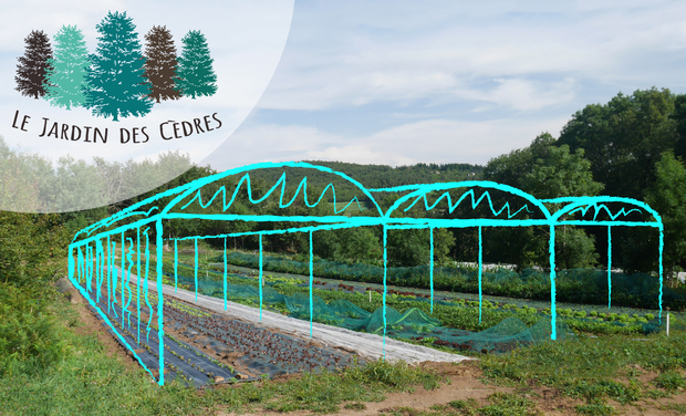 Visuel du projet Un toit pour nos têtes vertes !