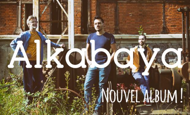 Visuel du projet ALKABAYA // Nouvel album