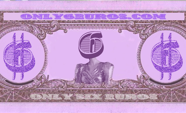 Project visual ONLY6EUROS, TOUTE LA MODE À 6 EUROS !