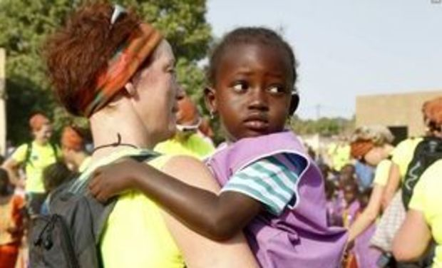 Visuel du projet Les Gazelles de Neveztell - Projet de solidarité scolaire au Sénégal