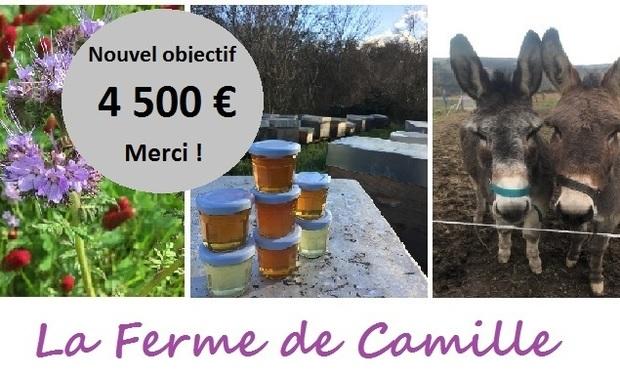 Visuel du projet La Ferme de Camille