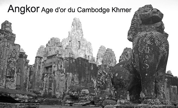 Project visual Angkor - Age d'or du Cambodge Khmer