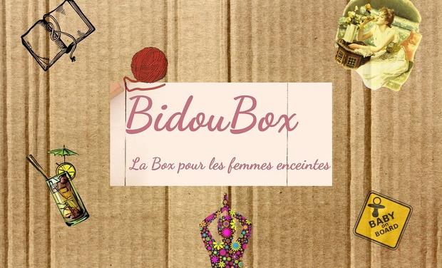 Project visual Site ouvert : www.bidoubox.com BidouBox : La box pour les femmes enceintes