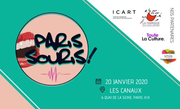 Visuel du projet Paris Souris !