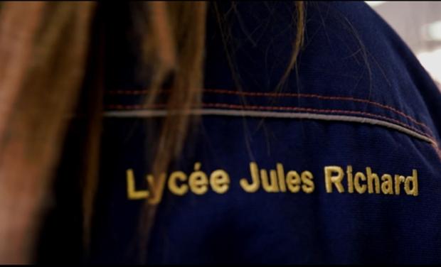 Visuel du projet Jules Richard - lycée privé gratuit laïc et solidaire participe au 4L TROPHY