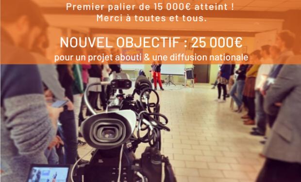 Visuel du projet J'IRAI VOTER POUR NOUS - Le film