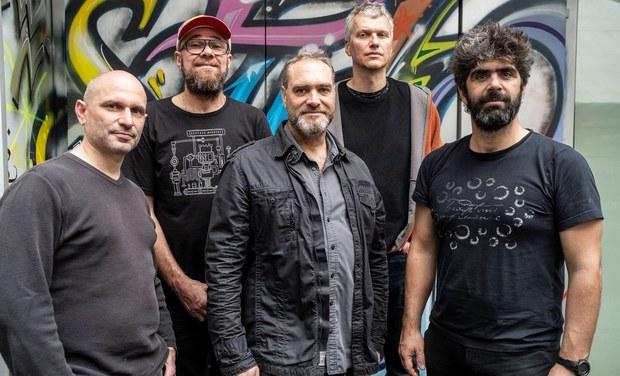 Project visual CD Expanding Universe Quintet