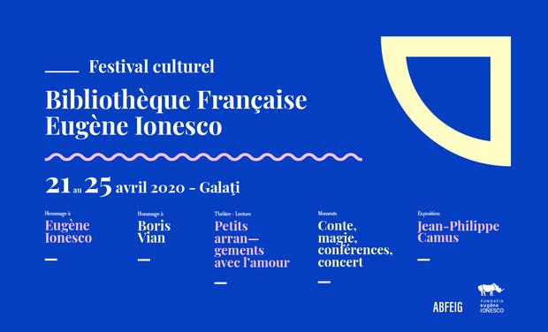 Visuel du projet FESTIVAL CULTUREL À GALATI (ROUMANIE)