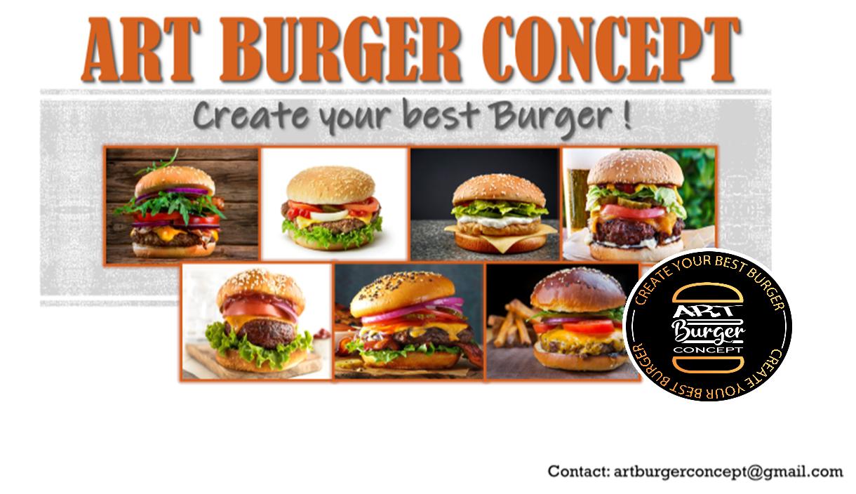 Image du projet Art Burger Concept