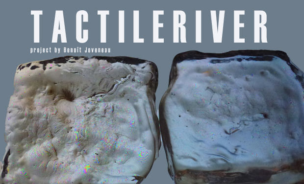 Visuel du projet Tactile River
