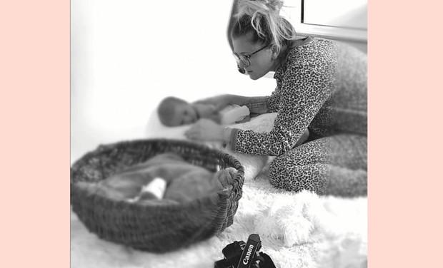 Visuel du projet Maryline Photographie l'objectif douceur