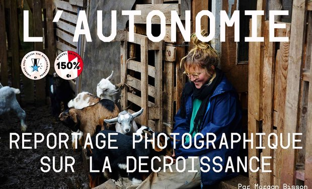 Project visual Reportage Photographique sur l'Autonomie