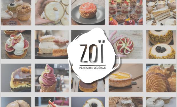 Project visual Zoï, la pâtisserie végétale évolue !