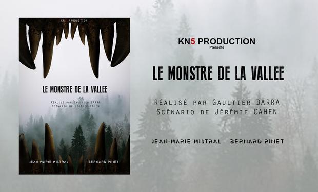 Visueel van project LE MONSTRE DE LA VALLEE