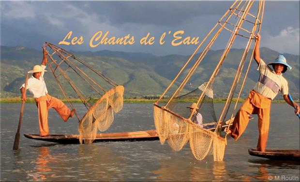 Visuel du projet Les Chants de l'Eau - Film documentaire