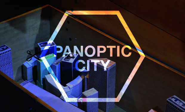 Visuel du projet Plot Your City, Plot 2 : Panoptic City