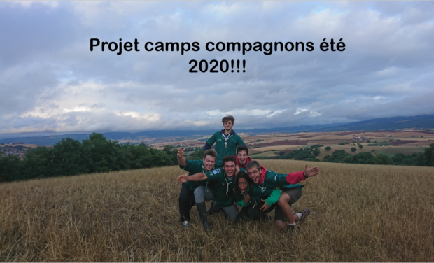 Project visual Projet SGDF solidaire et découverte