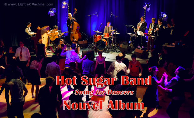 Visuel du projet Hot Sugar Band - New Album