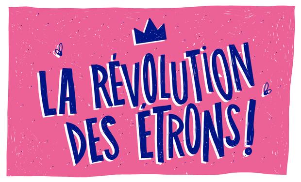 Visueel van project La révolution des étrons