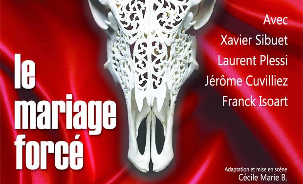 Project visual Le Mariage Forcé - Molière