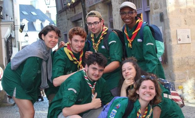 Project visual Projet de Solidarité Scout en Pologne