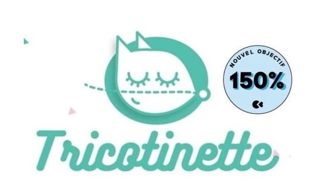 Visuel du projet Tricotinette: pour agrandir l'atelier et l'offre produits