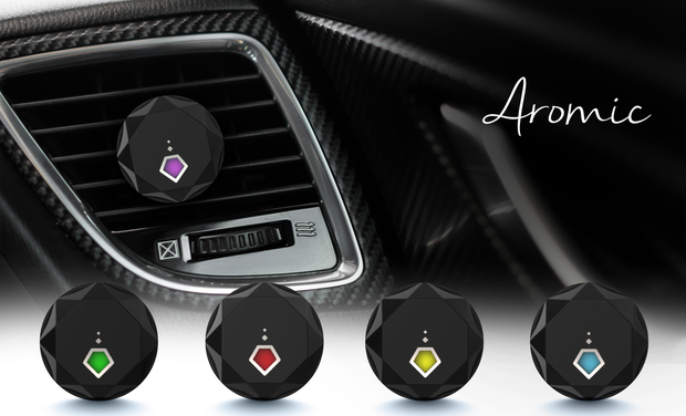 Project visual Aromic Air Fresheners