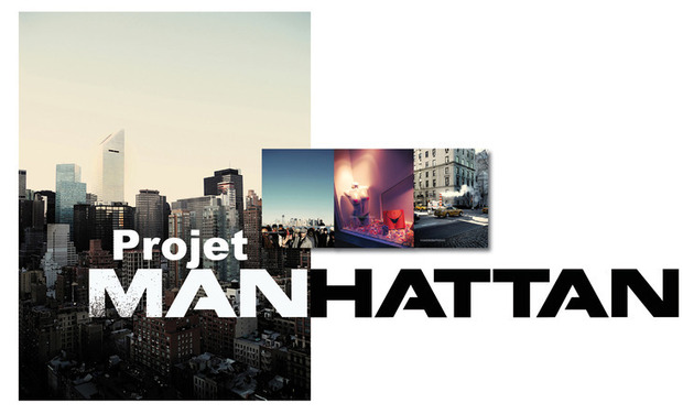 Visueel van project Enveloppe Manhattan