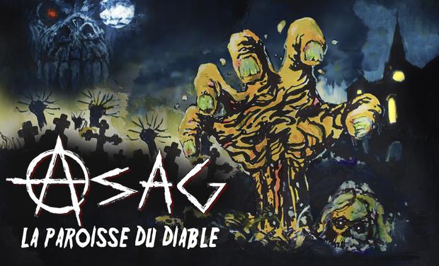 Project visual Asag - La paroisse du diable