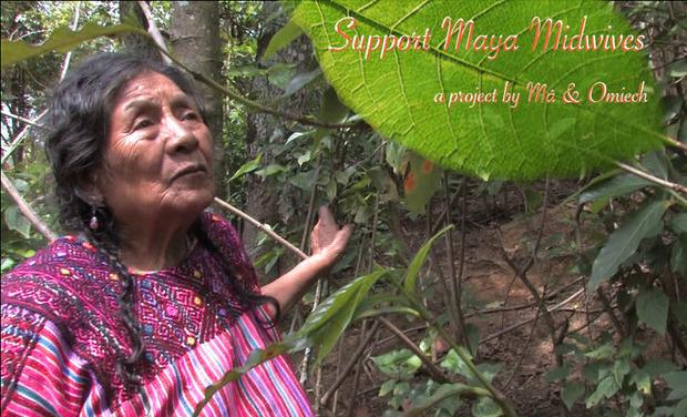 Visuel du projet Support Maya Midwives