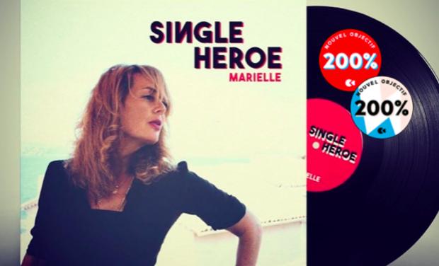 Visuel du projet Album Musical Marielle