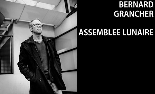 Visuel du projet Bernard Grancher - Assemblée Lunaire Vinyl LP