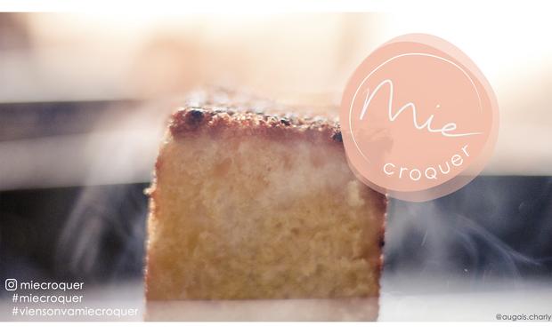 Visuel du projet Mie Croquer : Food truck mimi et à croquer