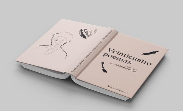 Project visual 24 Poemas y sus ecos en una lengua amiga