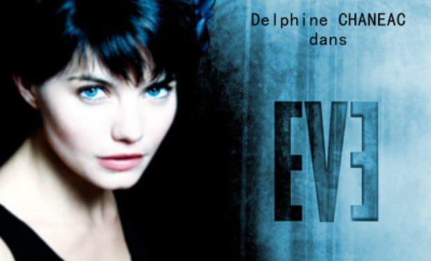 Project visual EVE – Court-métrage en 3D avec Delphine Chanéac