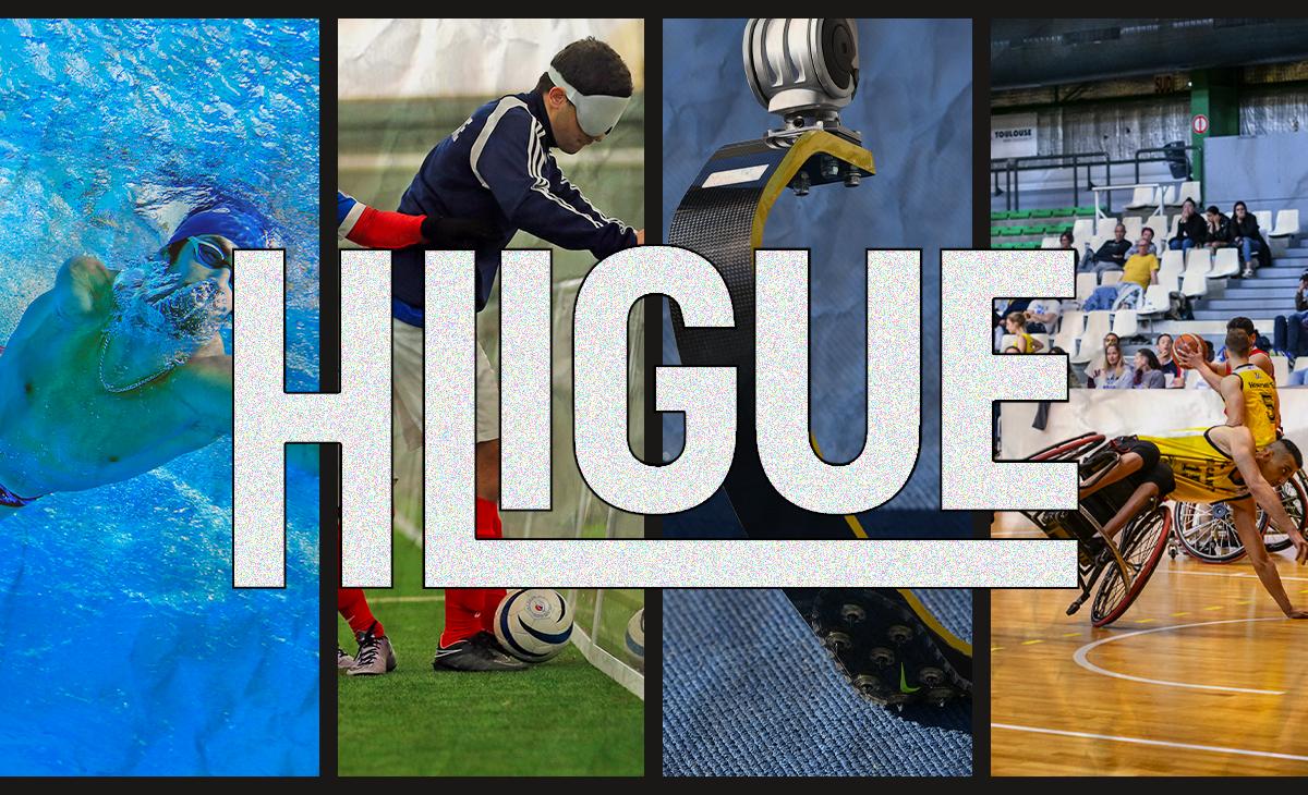 Image du projet HLigue  Le premier média 100% Paralympiques !