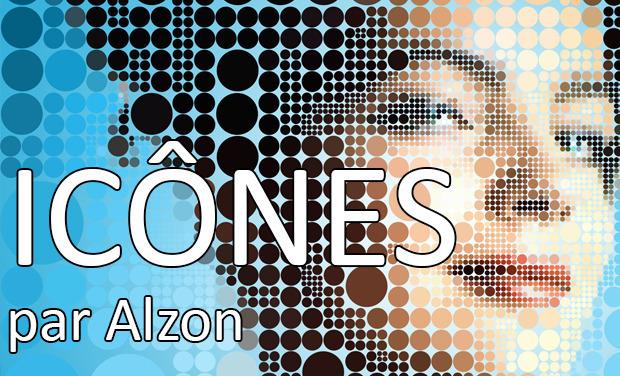 Visuel du projet ICONES par ALZON - Pour une exposition en galerie
