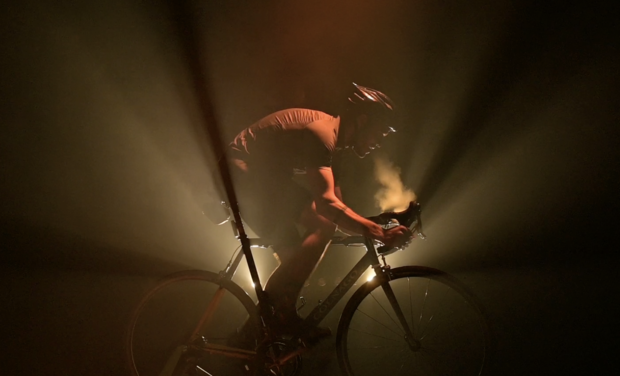 Project visual Un vélo pour les J.O !