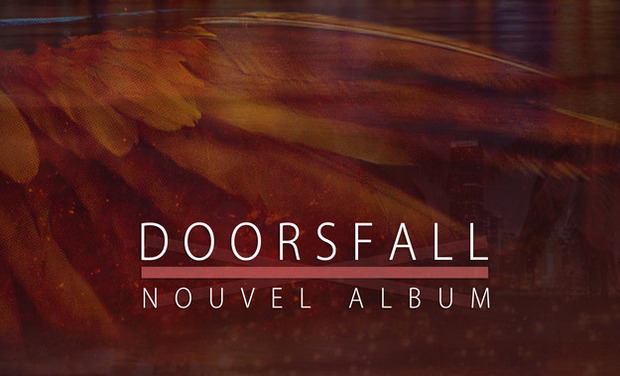 Project visual Doorsfall : le nouvel album !