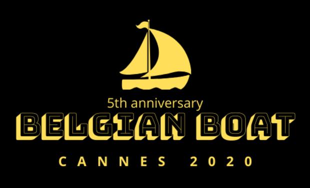 Visuel du projet The Belgian Boat Festival de Cannes 2020