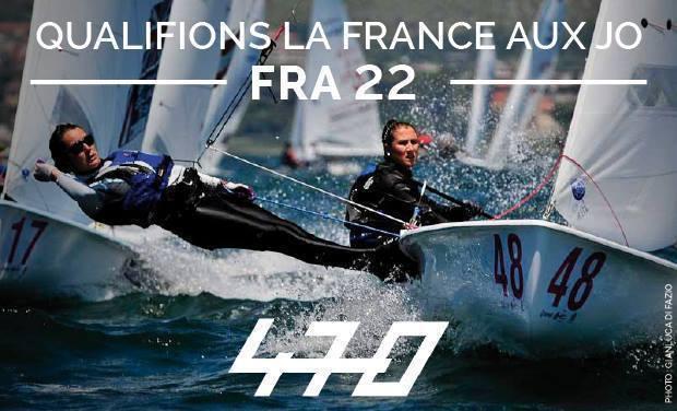 Visuel du projet Qualifions la France aux JO !
