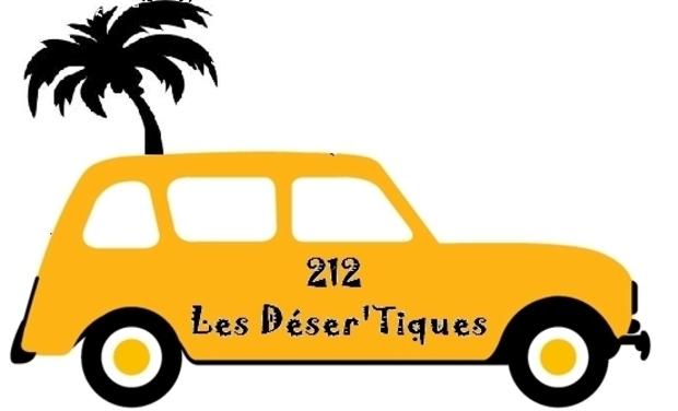 Visuel du projet Les Déser'Tiques se lancent dans l'aventure 4L TROPHY !!!