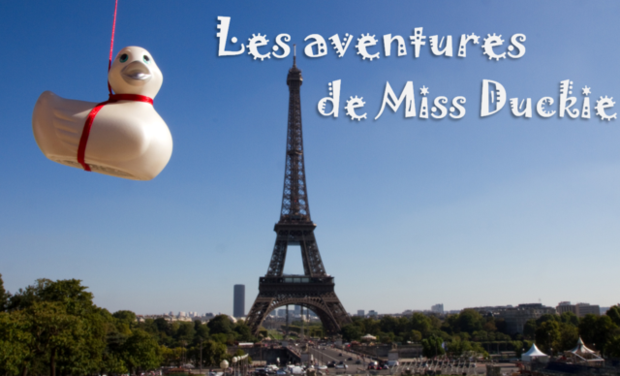 Visueel van project Les aventures de Miss Duckie