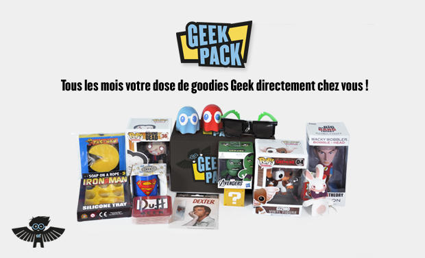 Project visual Geek Pack