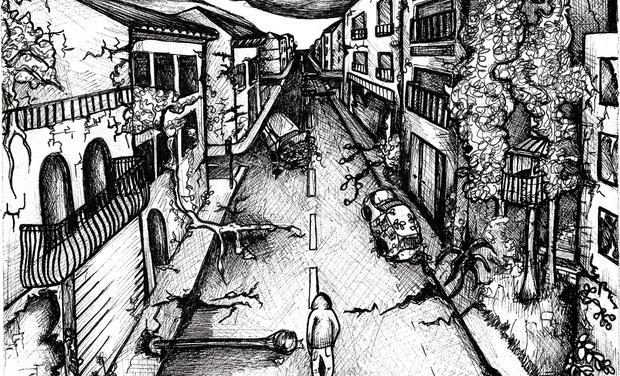 Visuel du projet Financement de l'album Chapiteau